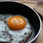 Você sabe como fritar um ovo?