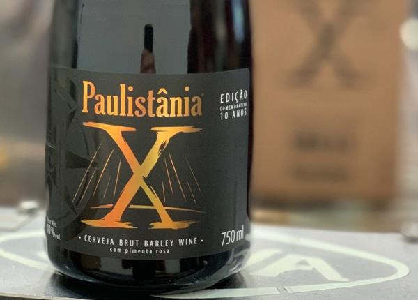 Paulistânia X